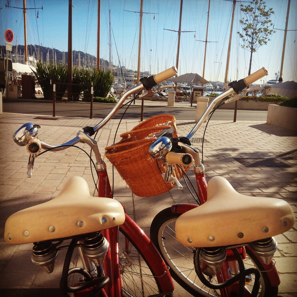 BIKE RENTAL IN CANNES - 1 DAY