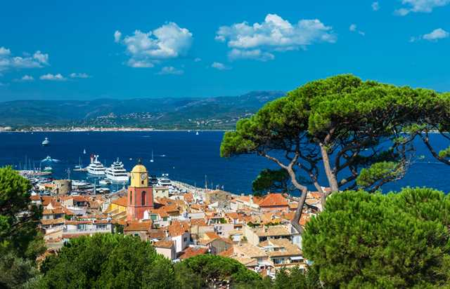 day trip from cannes to saint tropez - 8 hours