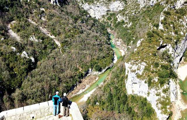 provence and gorges du verdon