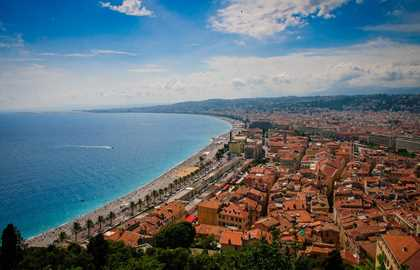 TOUR NISSA LA BELLA : NICE CITY DAY VISIT